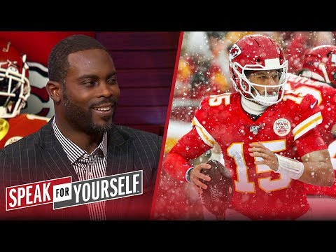 Chiefs are 'the biggest threat to the Ravens'— Michael Vick | NFL | SPEAK FOR YOURSELF