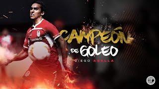 Campeón De Goleo Diego Abella