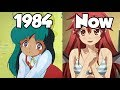 The Evolution Of Hentai 「1814 - 2019」
