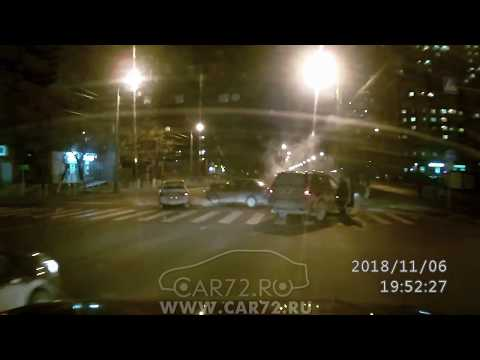 видео: ДТП на перекрестке Ямская-Льва Толстого- 6.11.18