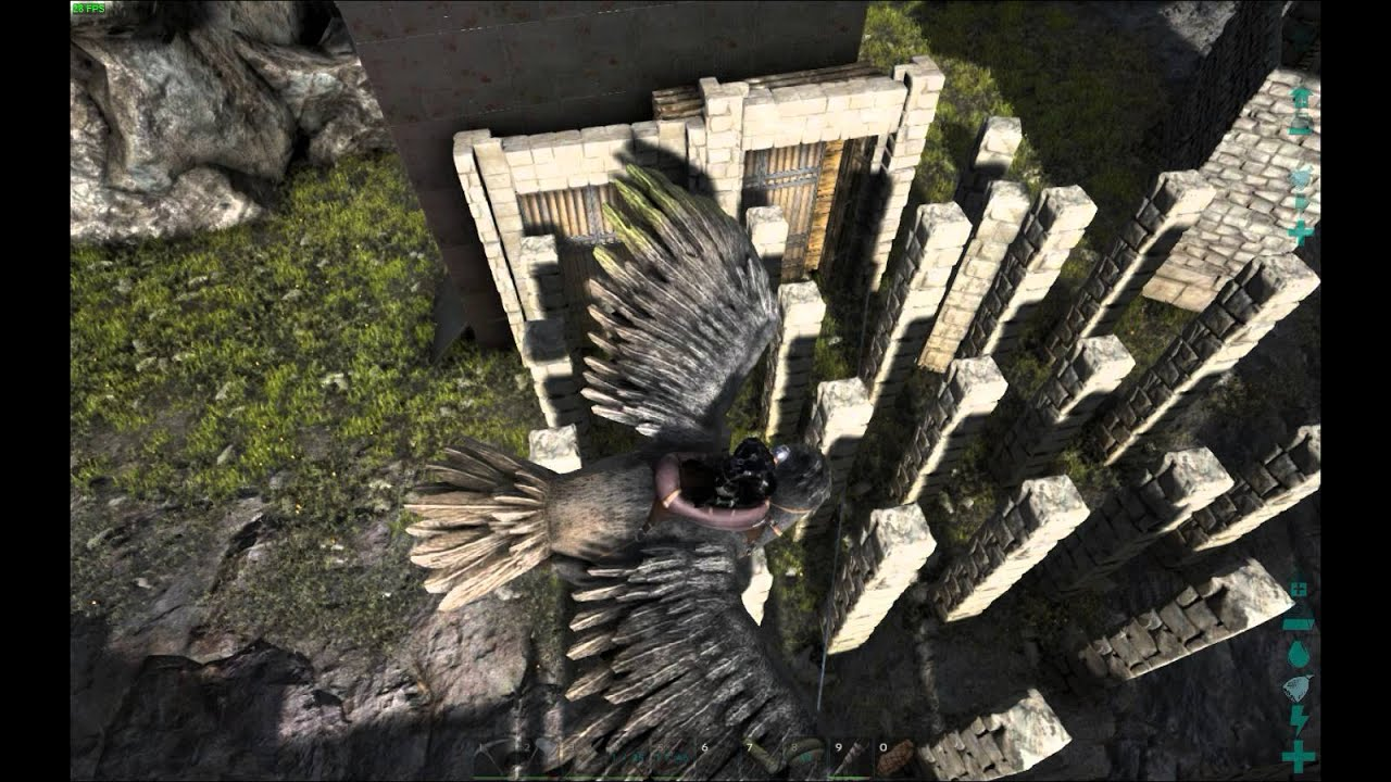 how to make a tribe ark