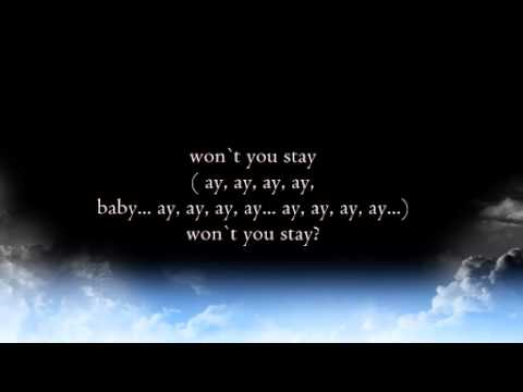 Jay Sean Stay Revised Version Lyrics