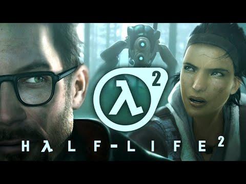 Half-Life 2 - A Man Walks Into A Crowbar