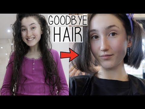 NEW HAIR, NEW ME? (VLOG) | CUTTING OFF ALL MY HAIR (2019 EDITION)