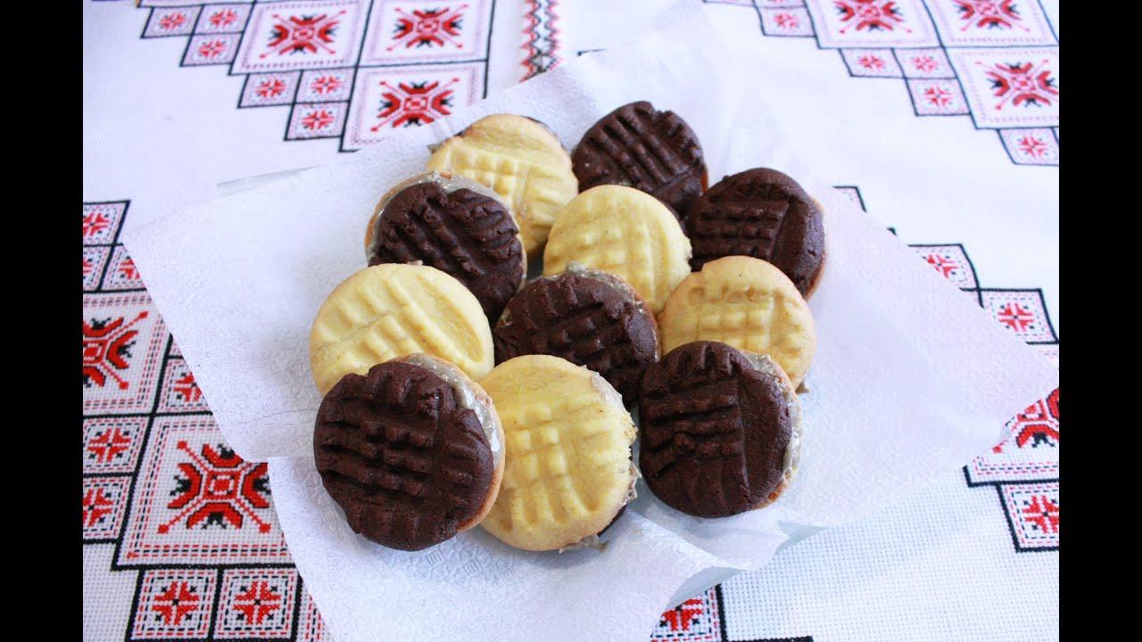 рецепт печенья для диатезников