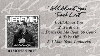 Jeremih's 'All About You' Album Tracklist