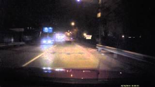 Видеорегистратор Hyundai H DVR20 ночь смотреть