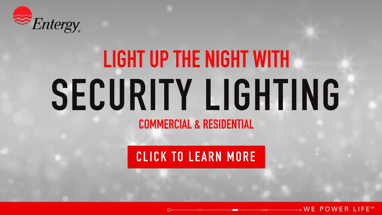 Security lighting youtube aloadofball Image collections