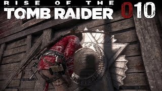 Rise of the Tomb Raider 010 | Die Anlage der Sowjets | Let's Play Gameplay Deutsch thumbnail