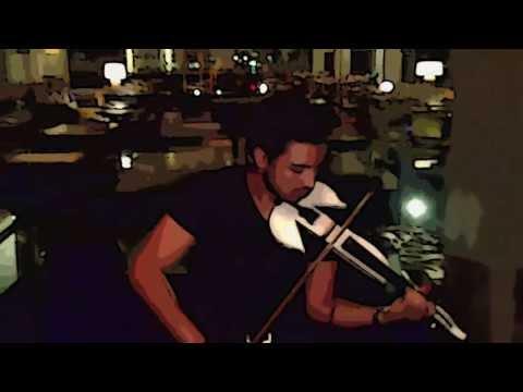Azmy magdy Azmy - Titanium - Violin Cover