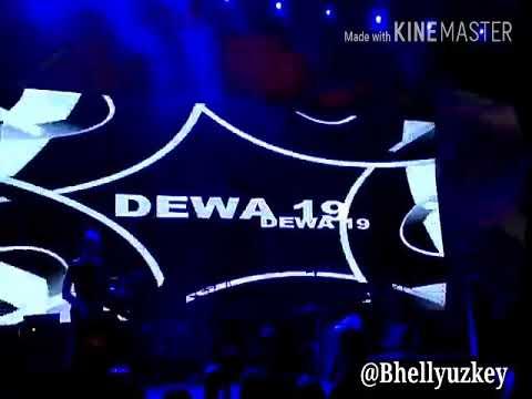 Dewa19 -PANGERAN CINTA konser 1000 Band ice Bsd