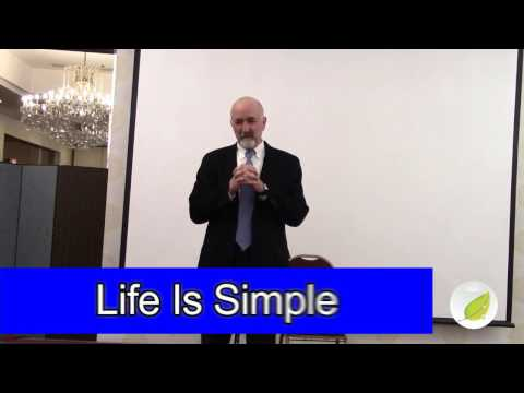 Life Is Simple: Dr.  Dicken Bettinger
