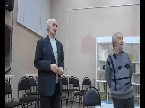 Художник Борис Козлов о выставке Виктора Шлюндина