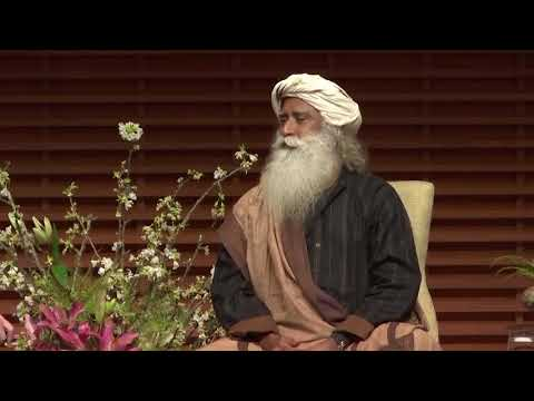 Laughing Yoga is Pathetic - Sadhguru's Interview in Stanford Business School 2018