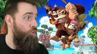 I FINALLY Played Donkey Kong Country: Tropical Freeze!