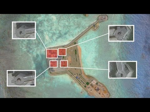 China: Military Systems On Islands For Self-defense