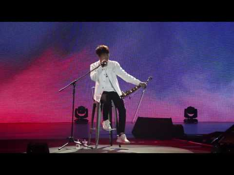 160930 JuNCurryAhn in Kuala Lumpur (Malaysia) Headline Show - BTS butterfly