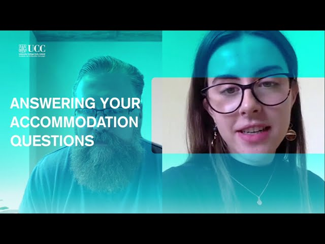 Answering Your Accommodation Questions