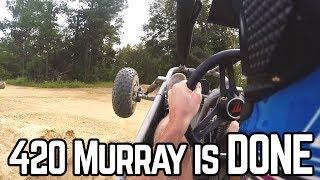420 Murray Breakdown! Off Road Karts vs. Ultimate ATV Park