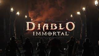 Diablo Immortal Reaction - Announcement Cinematic Trailer (BlizzCon 2018 Reaction)