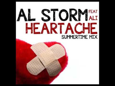 Al Storm feat Ali - Heartache (Summertime Mix)