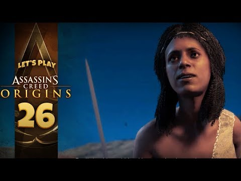 YOUR LOVER KILLED MY SON | Assassin's Creed: Origins (Let's Play Part 26)