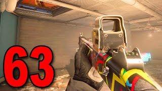 Rainbow Six Siege - Part 63 - TWO SHOTGUN ACES?!