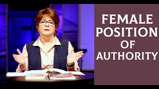 The Purpose of Woman: The Female Position of Authority - Episode 3