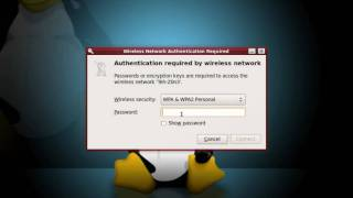 Connecting Ubuntu to a Wireless Network