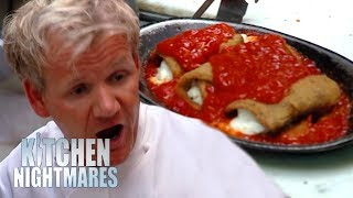 Customers Send Back EVERY DISH | Kitchen Nightmares