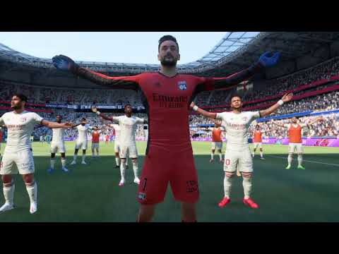 Lyon vs Marseille | Ligue 1 22/23 | Career Mode | FIFA 21 | Ultimate