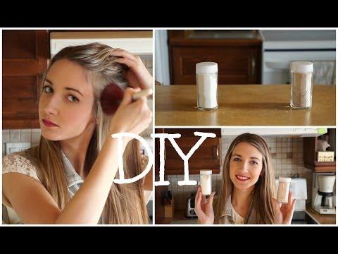 diy- -shampoing-sec-pour-blondes-&-brunes-!