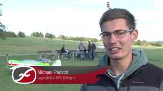 Bericht über den Modellflug Club Eislingen der Filstalwelle Göppingen