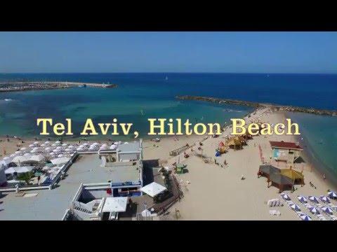 Tel Aviv Hilton Beach
