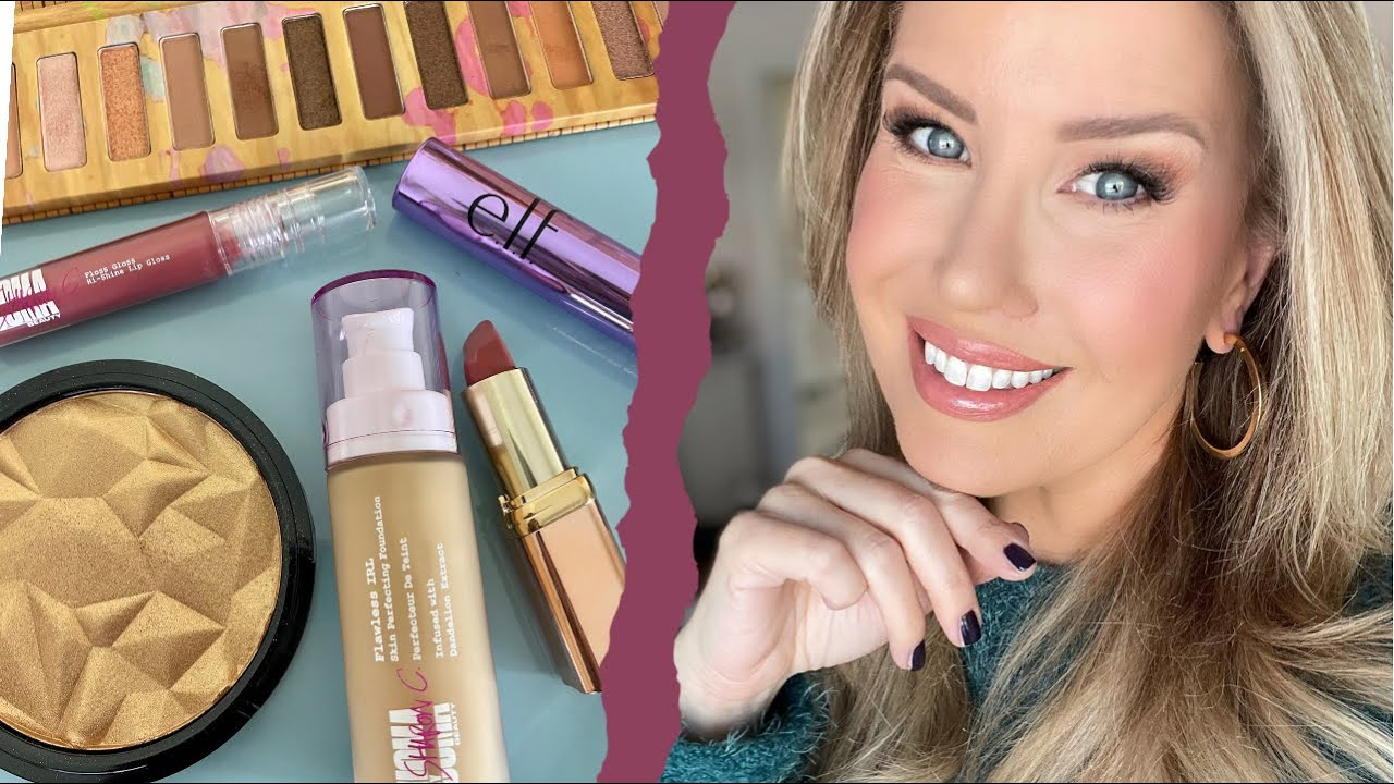 Easy Everyday Look Using Affordable Makeup | Risa Does Makeup