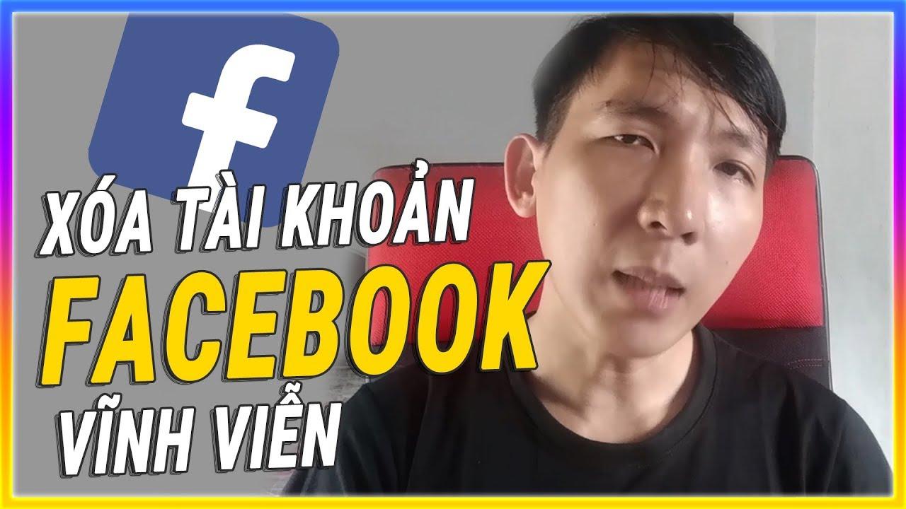 Cách xóa tài khoản Facebook vĩnh viễn trên điện thoại | Mê thủ thuật