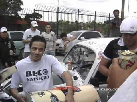 12° Churrasco Fiel Torcida 12052012 Parte 01 em Frente ao Estádio do Corinthians - Itaquera SP