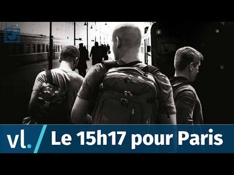 Le 15h17 pour Paris ● Critique