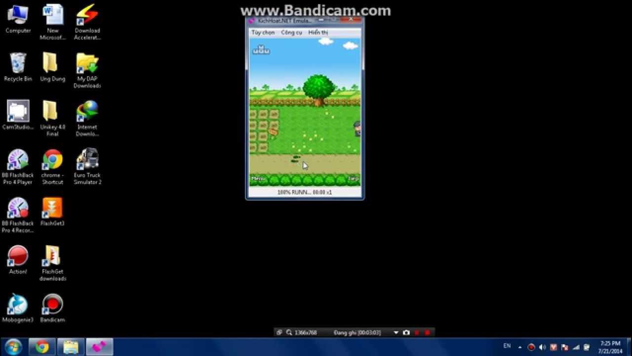 Hướng dẫn chơi avatar trên máy tính