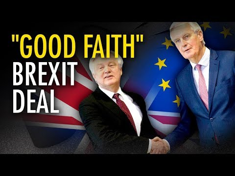 Jack Buckby: New EU Brexit deal means 3 years of tyranny for UK