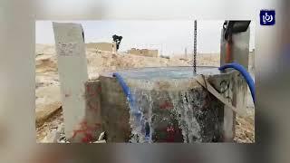 24/5/2020- اعتداء جديد على خط الديسي يوقف ضخ المياه لمناطق في عمان والزرقاء والشمال