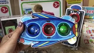 Розвиваючі дерев'яні іграшки, в наявності