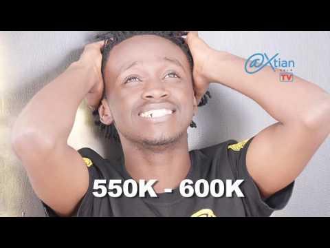 Top 5 Most Paid Kenyan Artists | Top 5 Thursday #XtianDelaTV EP 5