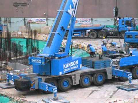 Kanson GMK6300L Assembling Yongmao STT293