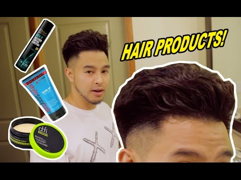 Top Hair Styling Products I M Using Youtube