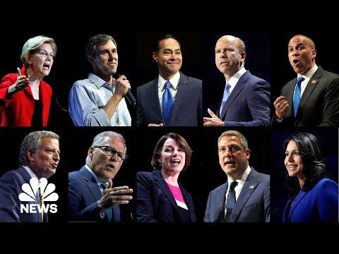 Democratic Presidential Debate - June 26 (Full)   NBC News