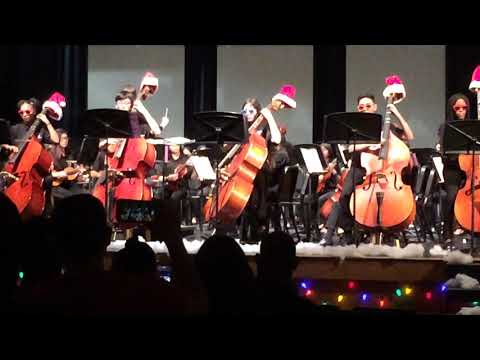 Orchestra of Duluth Middle School winter 2019 part 5