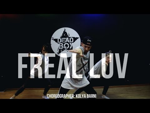 Far East Movement & Marshmello – Freal Luv | Dead Boy Team| Choreographer: Kolya Barni