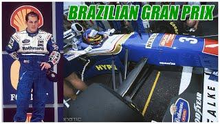 F1 World Grand Prix (Nintendo 64) - Brazil (Interlagos)