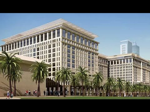 The Ritz-Carlton, Dubai International Financial Centre - Dubai Hotels, UAE